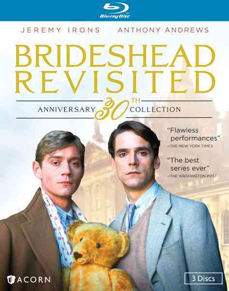 BRIDESHEAD REVISITED:30TH ANN ED BY IRONS,JEREMY (Blu-Ray)